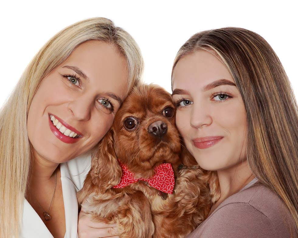 family photos, dog photos, pet photographer, dog photographer