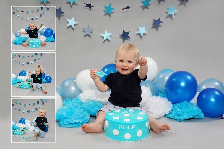 cake smash, 1st birthday, cake smashing