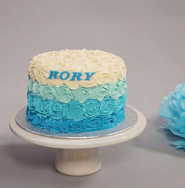 OMBRE FADE CAKE