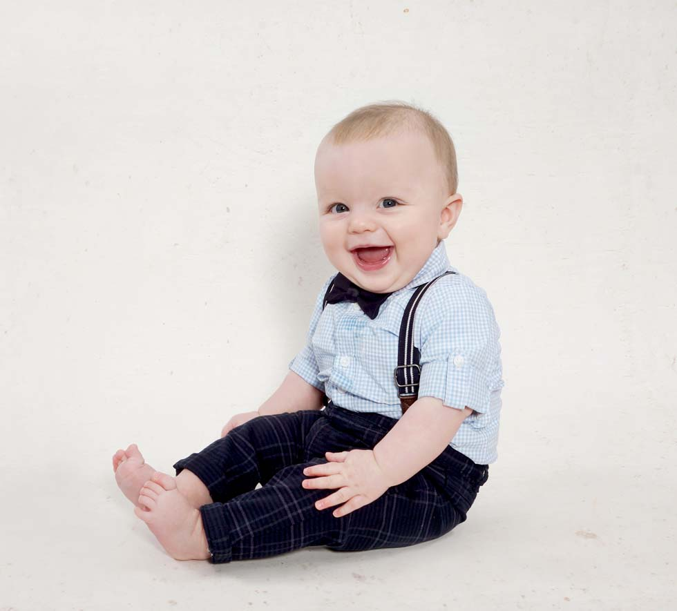 Baby Photoshoot - Ellis