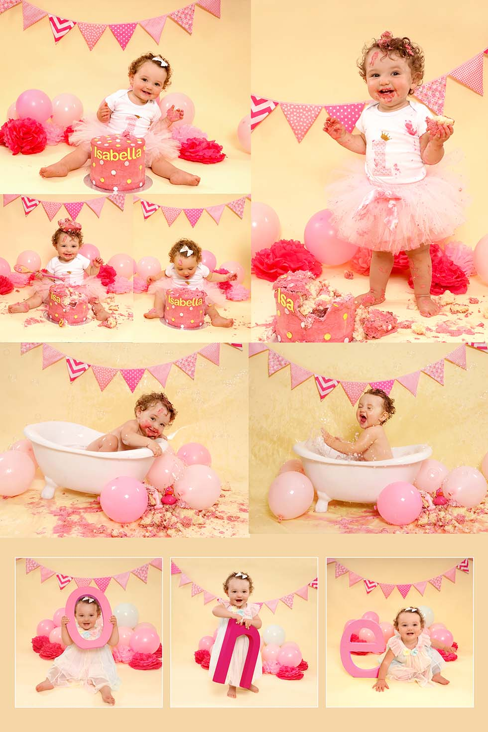 Cake smash photoshoot, cake smash photos, 1st birthday, cake smashing